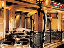 Dining Room at Grand Lux Cafe, Las Vegas, NV