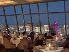 Dining Room at Alize at the Top of the Palms, Las Vegas, NV