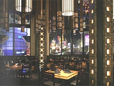 Dining Room at Sushi Roku, Las Vegas, NV