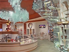Dining room at Jean-Philippe Patisserie, Las Vegas, NV