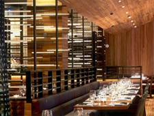 Dining Room at Fiamma Trattoria, Las Vegas, NV