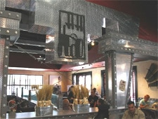 Dining Room at Hash House A Go Go, Las Vegas, NV