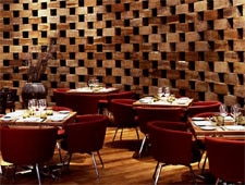 Dining Room at StripSteak, Las Vegas, NV