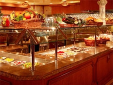 Dining Room at The Buffet at the Golden Nugget, Las Vegas, NV