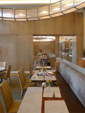Dining room at MOzen Bistro, Las Vegas, NV