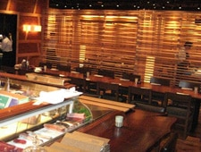 Dining Room at Blue Ribbon Sushi Bar & Grill, Las Vegas, NV