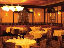 Dining room at Phil's Italian Steak House, Las Vegas, NV