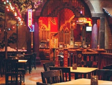 Dining Room at House of Blues, Las Vegas, NV