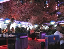 Dining room at Peppermill, Las Vegas, NV