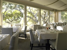Dining room at THIS RESTAURANT IS CLOSED Citronelle by Michel Richard, Carmel Valley, CA