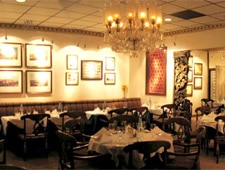 Dining Room at Passage to India, Bethesda, MD