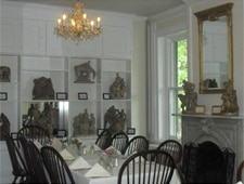 Dining room at Alexanders at Buckeystown, Buckeystown, MD