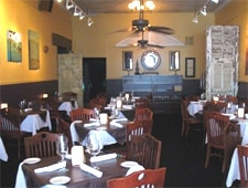 Dining room at McEwen's on Monroe, Memphis, TN