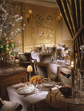 The Restaurant at the Four Seasons Resort Palm Beach is one of the Best Romantic Restaurants in Miami