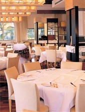 Dining room at Azul, Miami, FL
