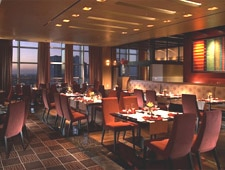 Dining Room at Atrio Restaurant & Wine Room at Conrad Miami, Miami, FL