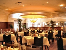 Dining room at The Oceanaire Seafood Room, Miami, FL