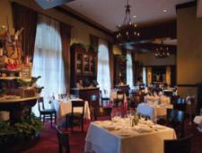 Dining room at Il Mulino, Sunny Isles Beach, FL
