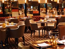 Dining Room at Bourbon Steak, Aventura, FL