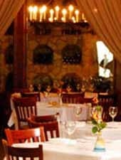 Dining room at Paradiso, Lake Worth, FL