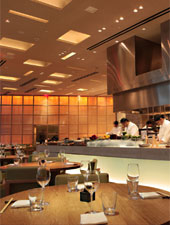 Dining Room at Zuma, Miami, FL