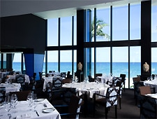 Dining room at THIS RESTAURANT HAS CHANGED NAMES Michelle Bernstein's at The Omphoy, Palm Beach, FL