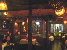 Dining room at Mai Kai, Fort Lauderdale, FL