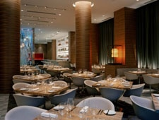 Dining Room at Cosmos, Minneapolis, MN