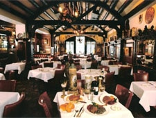Dining room at Karl Ratzsch's, Milwaukee, WI