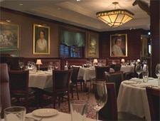 Dining Room at The Capital Grille, Milwaukee, WI
