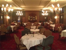 Dining room at The Wisconsin Room, Kohler, WI