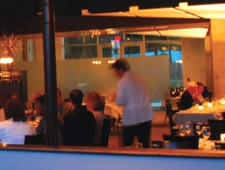 Dining Room at Watermark Restaurant, Nashville, TN
