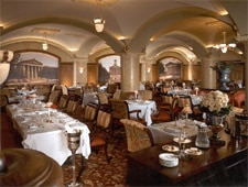 Dining room at Capitol Grille, Nashville, TN