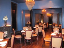 Dining room at Merchant's Restaurant, Nashville, TN