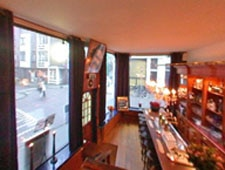 Dining room at Greetje, Amsterdam, netherlands
