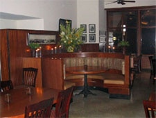 Dining room at 456 Fish, Norfolk, VA