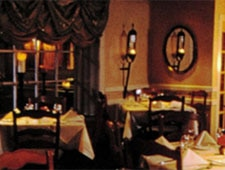 Dining room at Cafe Panache, Ramsey, NJ