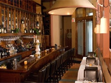 Dining room at THIS RESTAURANT HAS CHANGED NAMES Due Terre Enoteca, Bernardsville, NJ