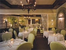 Dining Room at The Bernards Inn, Bernardsville, NJ