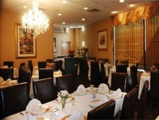 Dining Room at Samdan, Cresskill, NJ