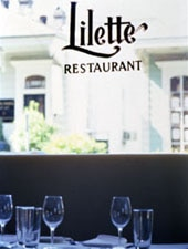 Dining room at Lilette, New Orleans, LA