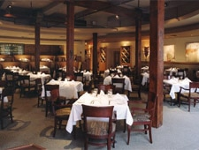 Dining Room at G W Fins, New Orleans, LA