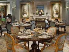 Dining room at Le Salon, New Orleans, LA