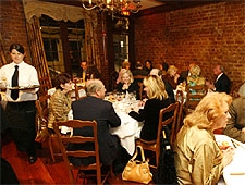 Dining room at Stella!, New Orleans, LA