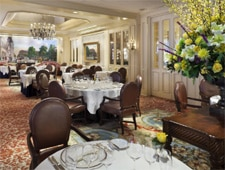 Dining Room at The Grill Room, New Orleans, LA