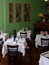 Dining room at THIS RESTAURANT HAS CHANGED LOCATIONS Iris, New Orleans, LA