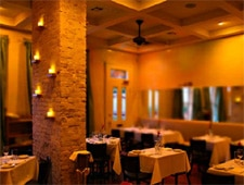 Dining room at Apolline, New Orleans, LA