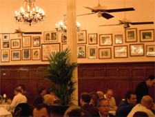 Dining Room at Arnaud's, New Orleans, LA