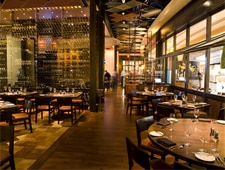 Dining room at Emeril's, New Orleans, LA