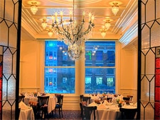 Dining Room at Palace Cafe, New Orleans, LA
